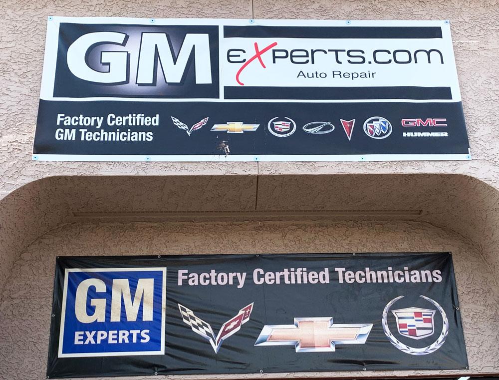 GM Experts - Auto Repair Mesa AZ